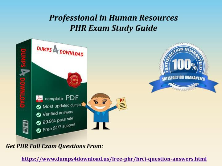 Ppt Download Phr Exam Real Questions Phr Exam Study Material