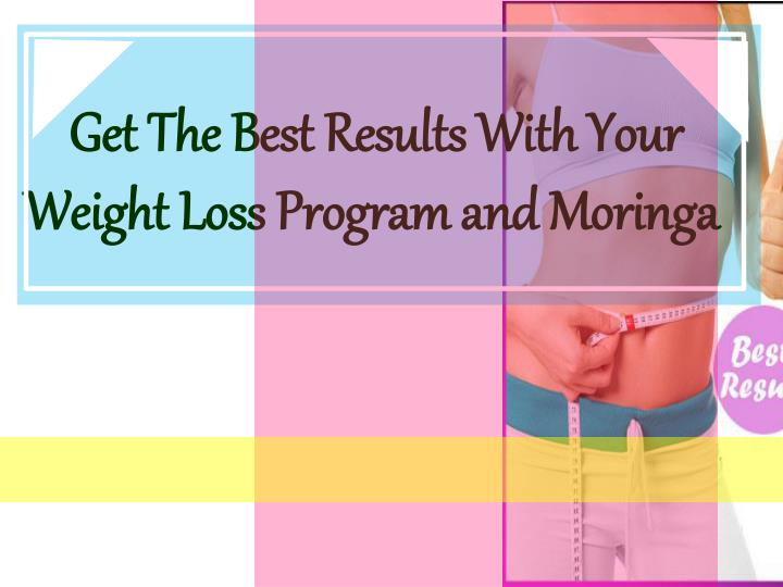 get the best results with your weight loss n.