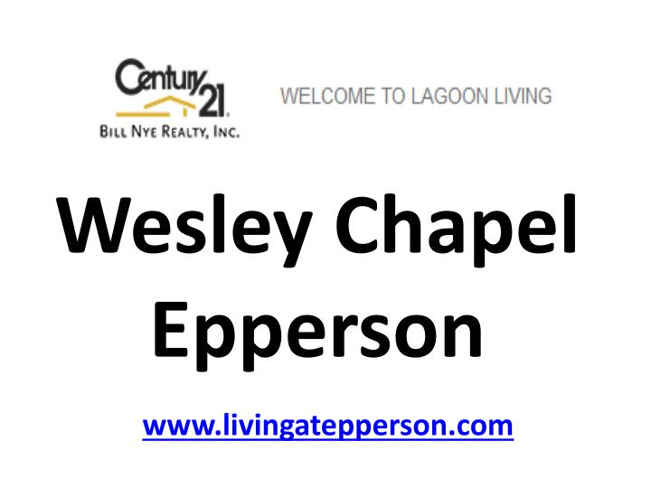 wesley chapel epperson n.