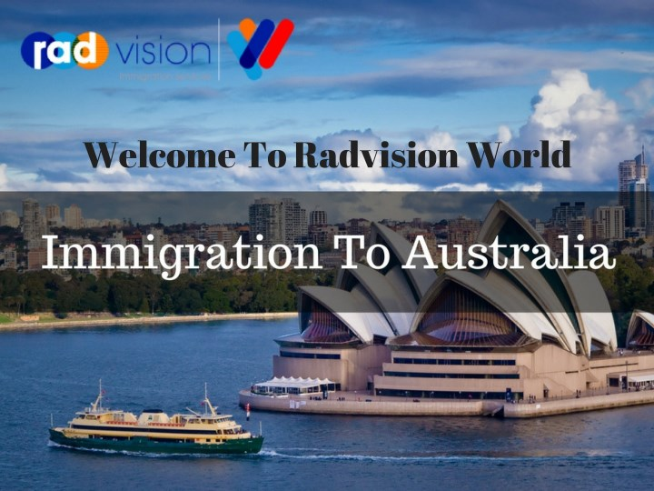 welcome to radvision world n.