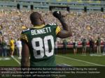 green bay packers tight end martellus bennett