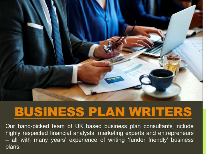 Business plan writers dc
