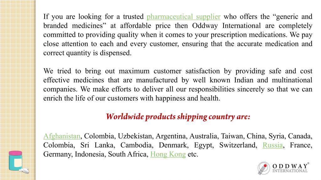 PPT - Sofosbuvir 400 mg & Ledipasvir 90 mg Tablets at