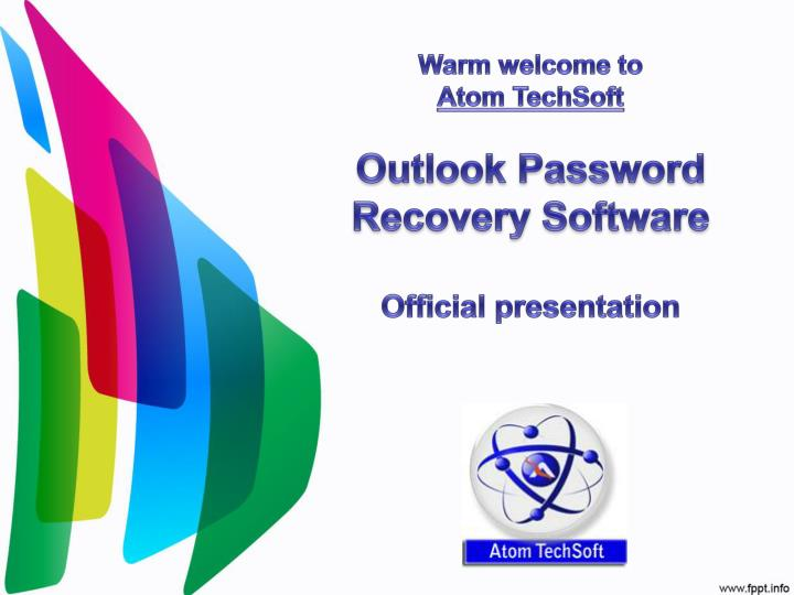 warm welcome to atom techsoft outlook password n.