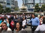 people react after an earthquake hit in mexico 1
