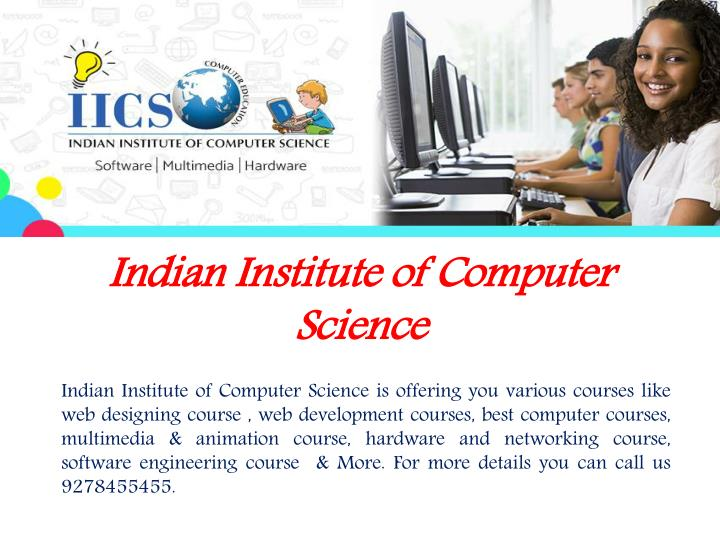 PPT - Affordable Web Design Courses in Delhi with IICS India