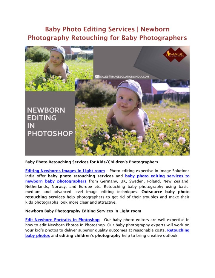 baby photo editing services newborn photography n.