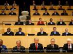 u s president donald trump participates