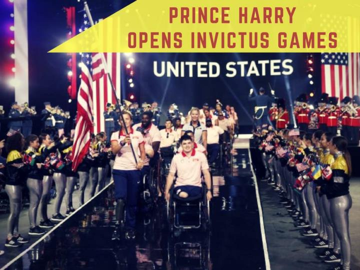 prince harry opens invictus games n.