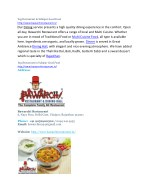 veg restaurant in udaipur good food http 1
