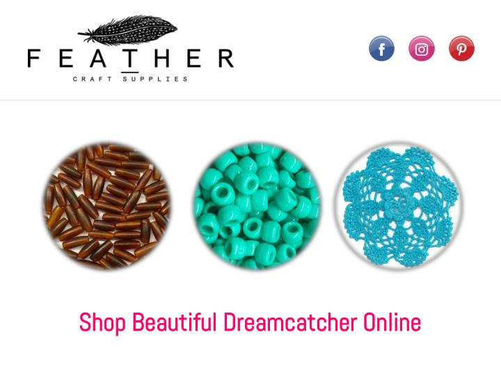 shop beautiful dreamcatcher online n.