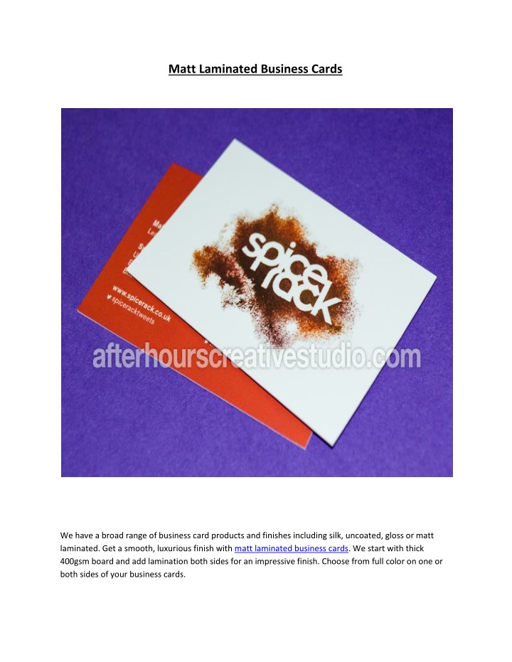 PPT - Luxury business cards PowerPoint Presentation - ID:7701517