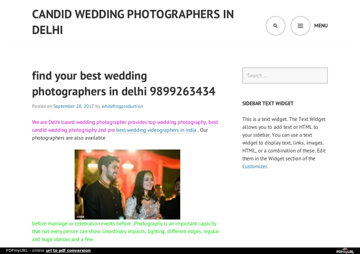 candid wedding photographers in n.
