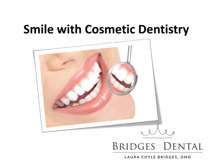 smile with cosmetic dentistry n.