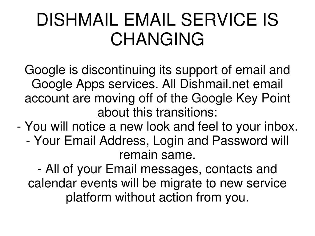PPT - What is Dishmail and How to install Dishmail PowerPoint