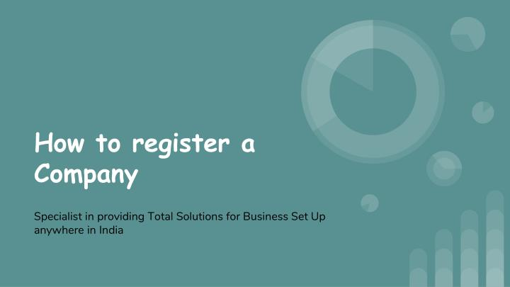 how to register a company n.