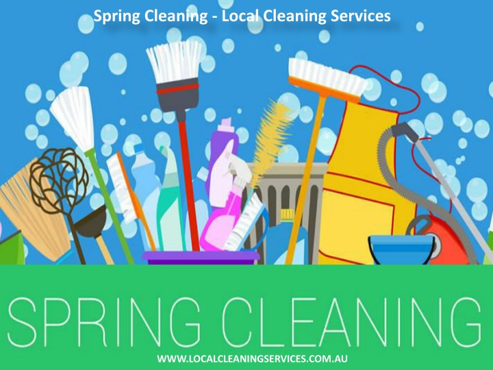 spring cleaning local cleaning services n.