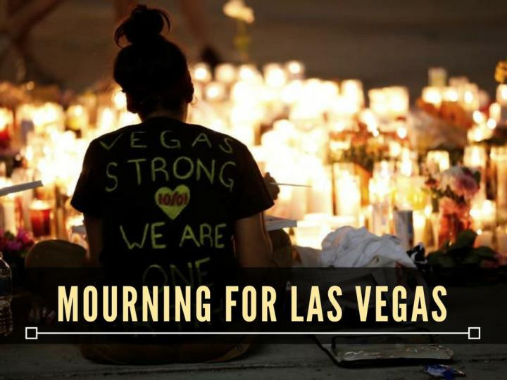 mourning for las vegas n.