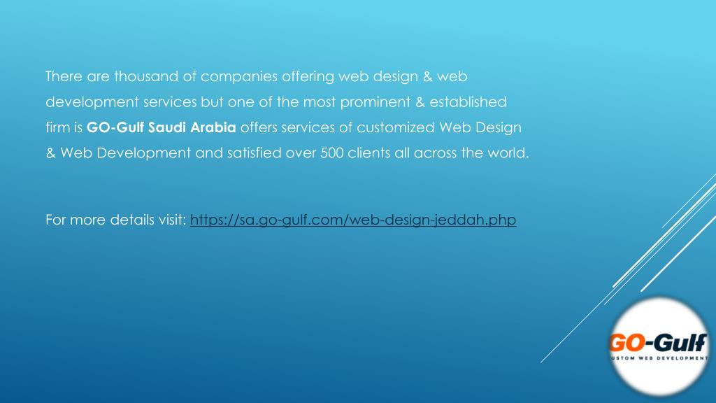 Ppt Web Design Jeddah Powerpoint Presentation Free Download Id 7707026