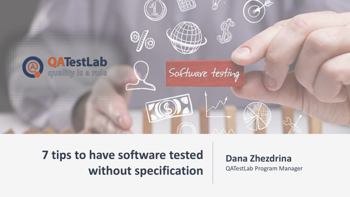 7 tips to have software tested without n.