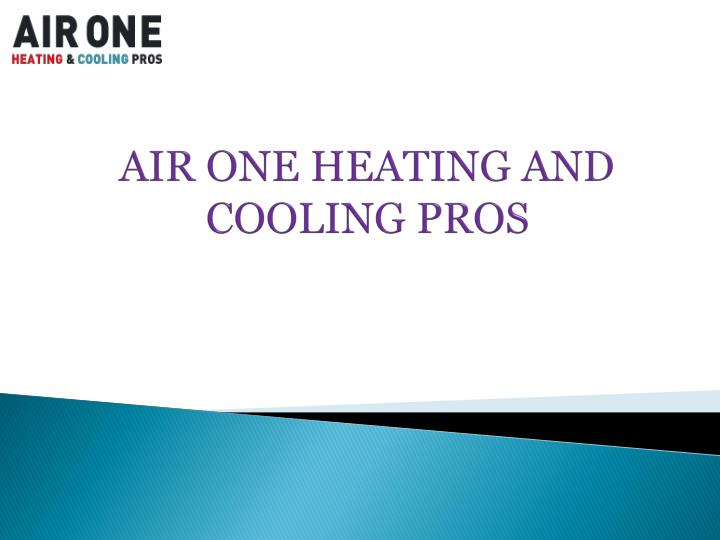 air one heating and cooling pros n.