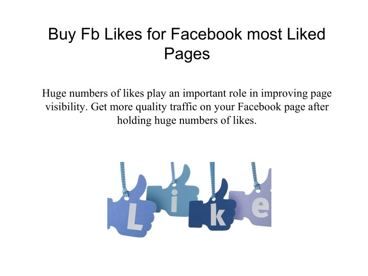 buy fb likes for facebook most liked pages n.