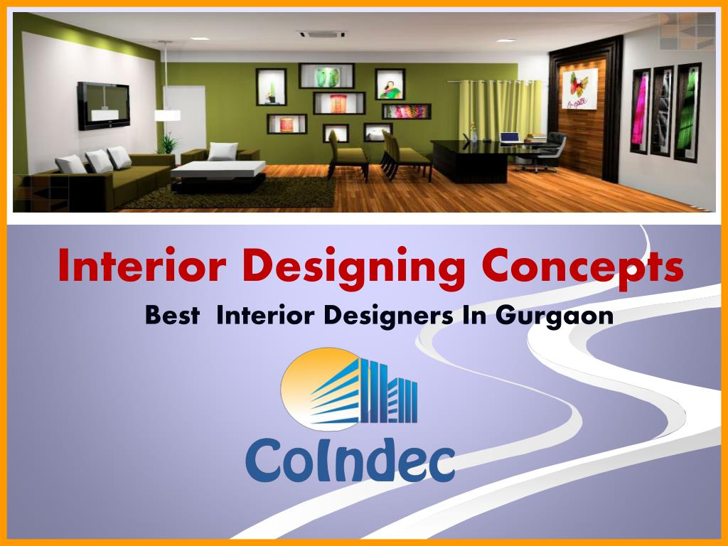 importance of interior design ppt presentations