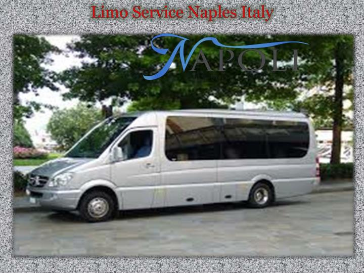 limo service naples italy n.