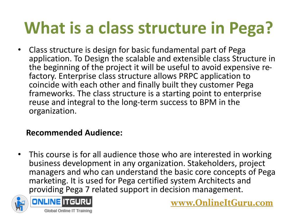 Pega Training Pega Online Certification Course Mindmajix