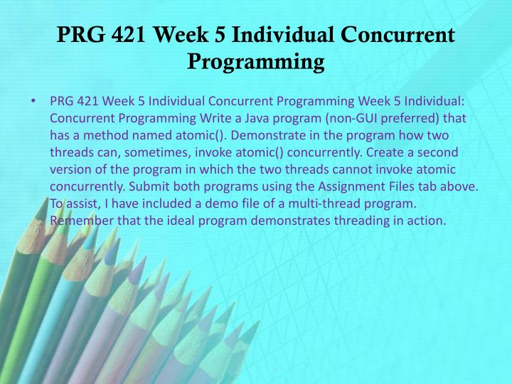 prg 421 week 2 program 2 individual arraylist program, author: williamtrumpyi, name: prg_421_week_2_individual_arraylist, length: 1 pages, published: 2017-03-08t00:00:00000z the program must use arraylist(s) to work with these animal objects include a brief documentation (in the code or in a separate document) to.
