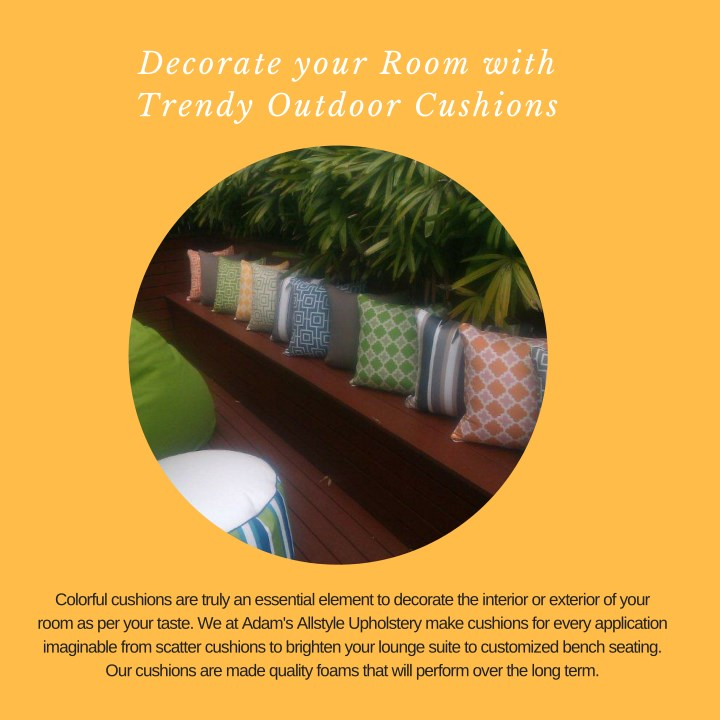 decorate your room with trendy outdoor cushions n.
