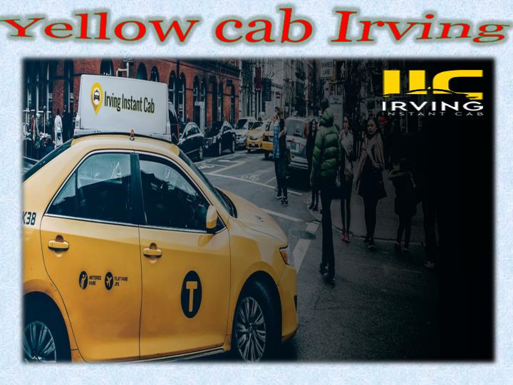 yellow cab irving n.