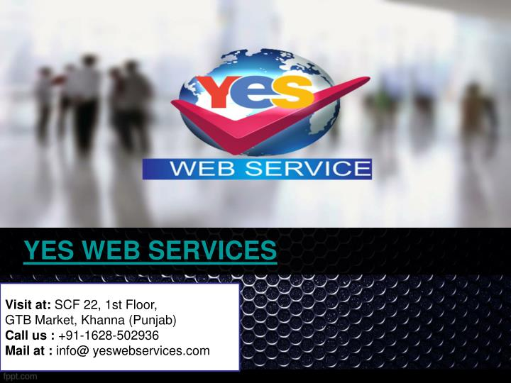 yes web services n.