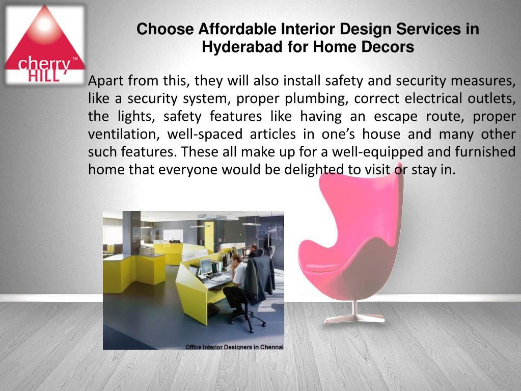 house interior designers in chennai hyderabad