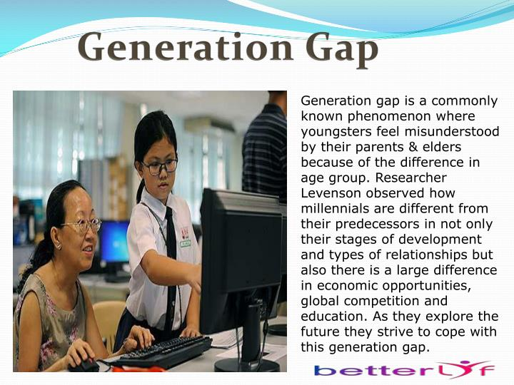 generation gap-problem solution essay 2018-1-10  so these issues sometimes create a problem and this is when the generation gap comes in even though the parents try to fulfill the needs of their children and understand then but children feel that parents are interfering in their personal life by asking too many questions.