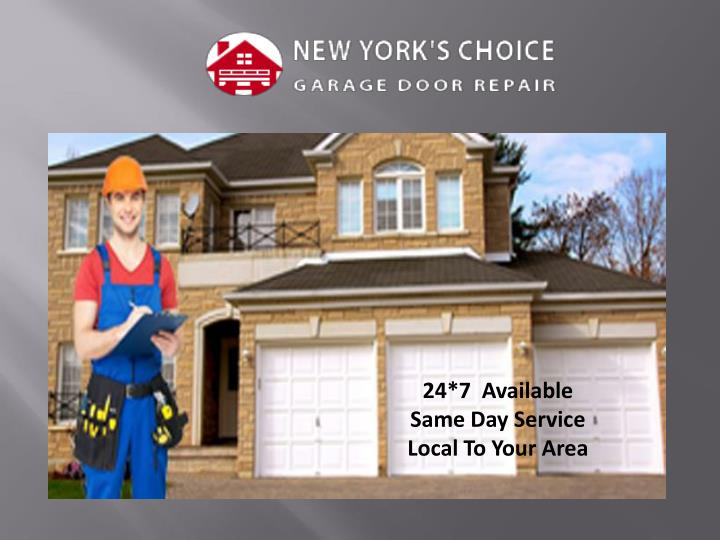 24 7 available same day service local to your area n.
