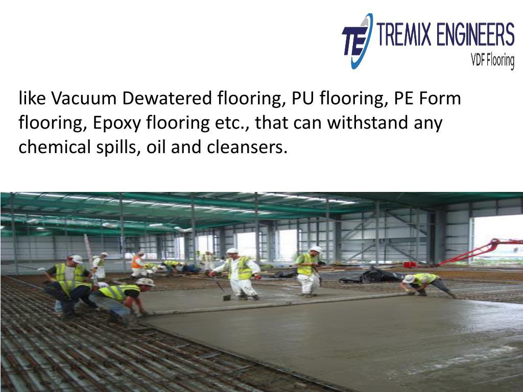 PPT - Industrial Flooring Contractors In Hyderabad