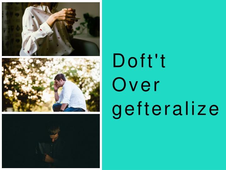 Doft't