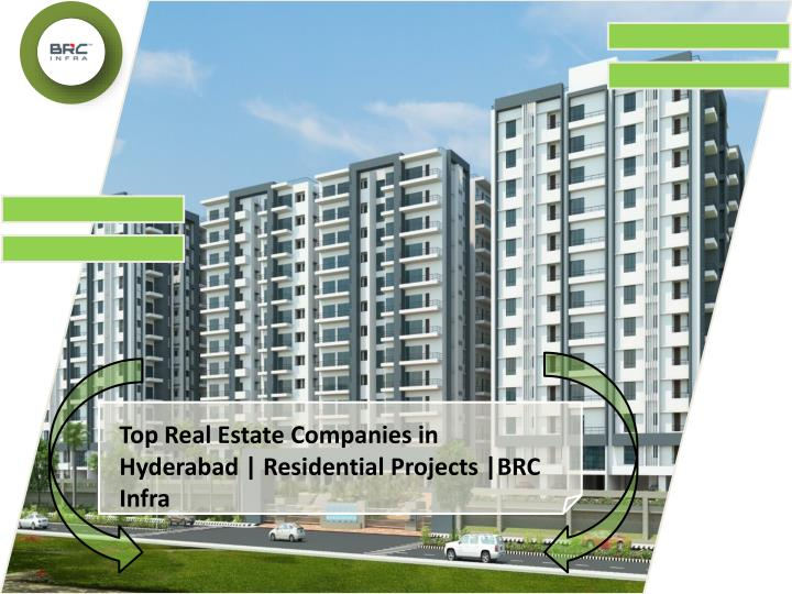 PPT - Top Real Estate Companies in Hyderabad | Residential