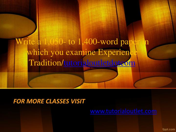 write a 1 050 to 1 400 word paper in which you use the creative process to solve a problem with whic For example, if you want someone to sign a petition, that may call for one type of persuasive approach, but, if you want the same person to volunteer for your cause, or to write a big check, that may require something else.