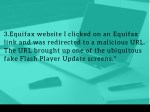 3 equifax website i clicked on an equifax link