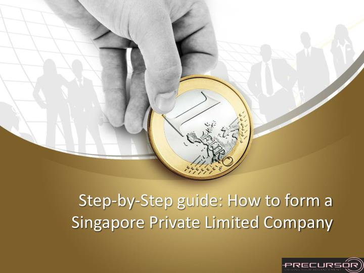 step by step guide how to form a singapore private limited company n.