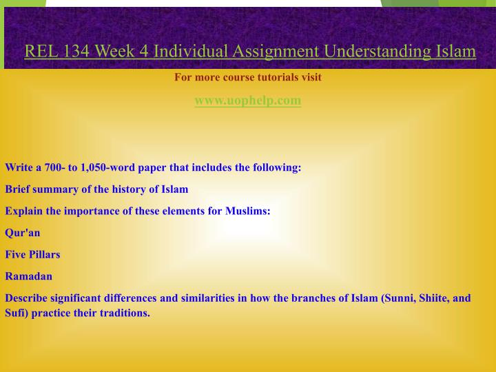 rel 134 week 2 View homework help - rel 134 week 2 knowledge check from religion 134 at university of phoenix 1 the jewish view of god is best expressed as a god is an impersonal force b god is creator and.