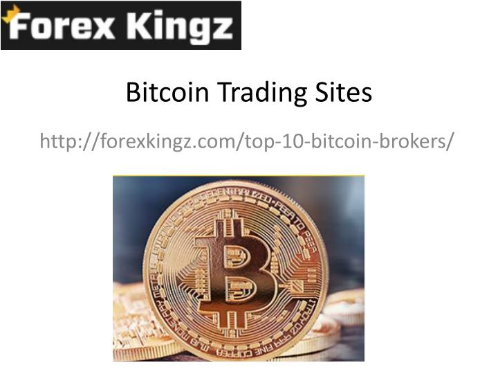 Best site for bitcoin trading