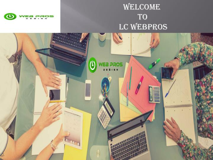 welcome to lc webpros n.