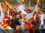 people shout slogans during spain s national 1