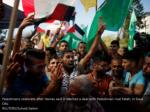 palestinians celebrate after hamas said 2