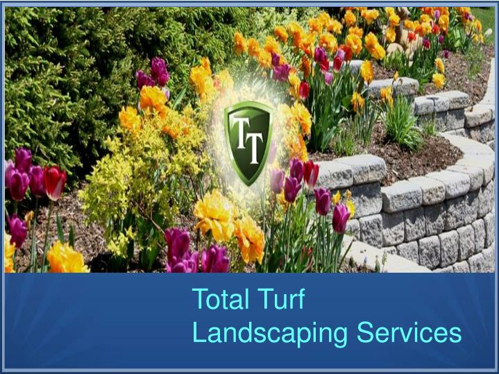 total turf landscaping services n.