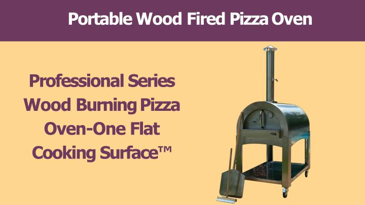 portable wood fired pizza oven n.