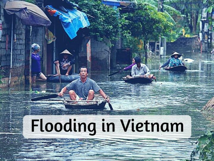 flooding in vietnam n.